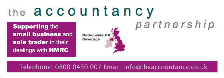 Accountancy partners - get specialist accountancy from just £14.50 / mth