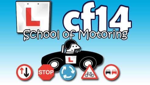 cf14 School Of Motoring-in-Cardiff