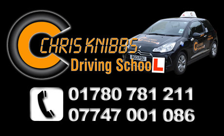 Chris Knibbs Driving