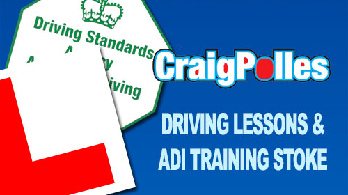 Craig Polles Driver Training-in-Staffordshire