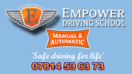 Empower Driving School-in-London