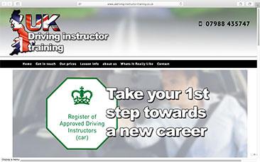 Uk Driving Instructor Training