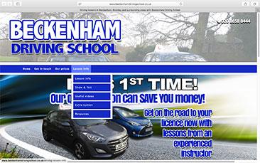 Beckenham Driving School