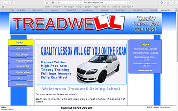 Treadwell Driving School