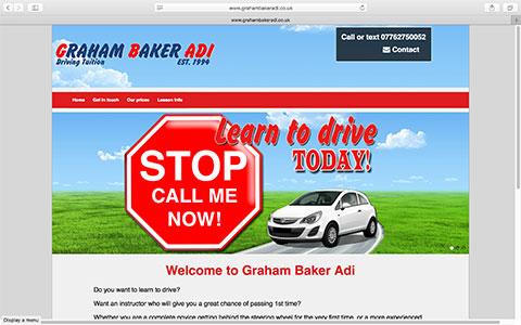 Graham Baker Adi
