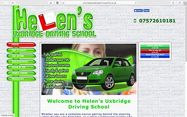 Helen's Uxbridge Driving School