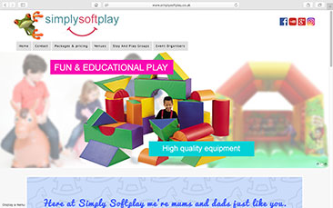 Simply Soft Play
