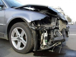 Post accident driver training