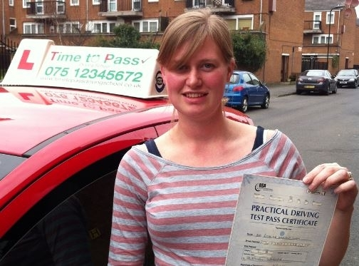 Learn to drive in & around Tower Hamlets with Time 2 Pass Driving School