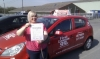 Caitlin passed with 121drivinglessons4u