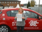 Heather passed with 121drivinglessons4u