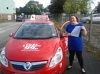 Jo passed with 121drivinglessons4u