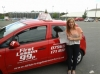 Stephanie passed with 121drivinglessons4u