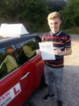 Danny Cooper passed with 1 Direction Driving School