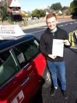 Charlie Felton passed with 1 Direction Driving School