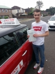 charlie evans. passed with 1 Direction Driving School