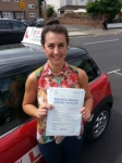 Georgia Lee passed with 1 Direction Driving School