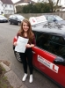 Caroline Wilde passed with 1 Direction Driving School