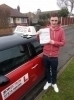 Billy cormack passed with 1 Direction Driving School