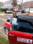 louise williams passed with 1 Direction Driving School