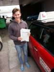 Matthew Barnes passed with 1 Direction Driving School
