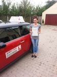 Rosie Green passed with 1 Direction Driving School