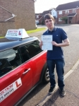 Ross Harwicker passed with 1 Direction Driving School
