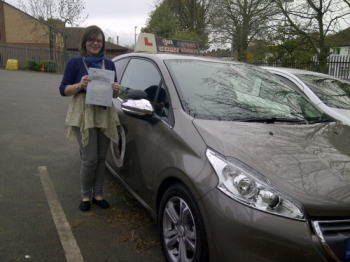 Well done Zoe passed 5 minors congratulations...