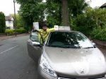 Raheil passed with 1st Start Driving School