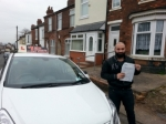Suloman passed with 1st Start Driving School