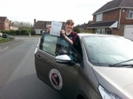 Becki passed with 1st Start Driving School