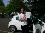 Ben passed with 1st Start Driving School