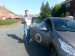 Damian passed with 1st Start Driving School