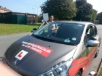 Cheryl passed with 1st Start Driving School