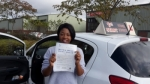 Daisy passed with 1st Start Driving School