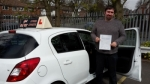 Mat passed with 1st Start Driving School