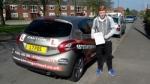 Ryan K passed with 1st Start Driving School