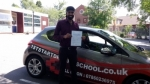 Jag passed with 1st Start Driving School