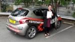 Furzana passed with 1st Start Driving School