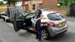 Joshua F passed with 1st Start Driving School