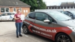 Charlotte passed with 1st Start Driving School