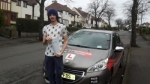 Joe passed with 1st Start Driving School