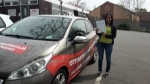 Mariam passed with 1st Start Driving School