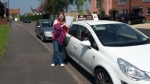 Sarah passed with 1st Start Driving School
