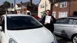 Mary passed with 1st Start Driving School