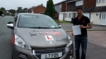Sanesh passed with 1st Start Driving School
