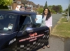Neha passed with 1st Start Driving School