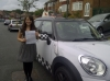 Jodie passed with 1st Start Driving School