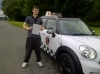 Aaron passed with 1st Start Driving School