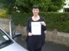 Beki passed with 1st Start Driving School